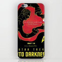 Star Trek into Darkness iPhone Skin