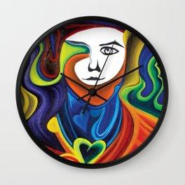 Loving Man Wall Clock