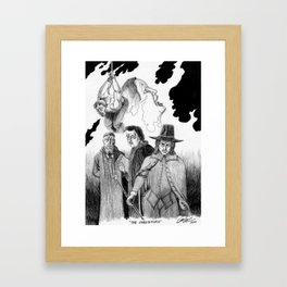 The Inquisitors Framed Art Print