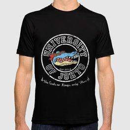 University of Johto - White Outlines! T-shirt
