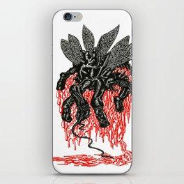 Sick Fly iPhone Skin
