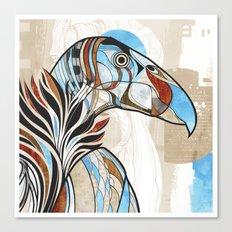 Condor colour Canvas Print