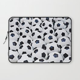 Soccer balls Laptop Sleeve
