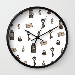 Vintage collection Wall Clock