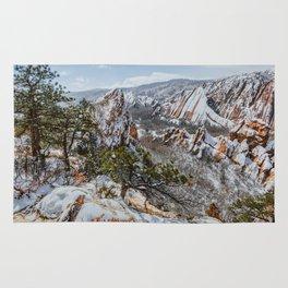 Roxborough State Park, Colorado Rug