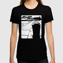 Coffee by the Lake T-shirt