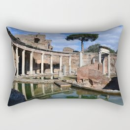 Villa Adriana Rectangular Pillow