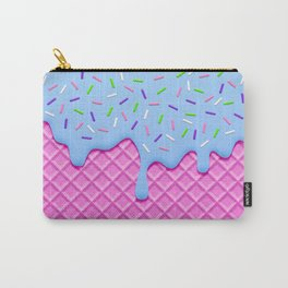 Psychedelic Ice Cream Carry-All Pouch