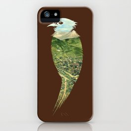...To The Birds iPhone Case