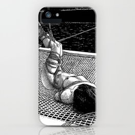 asc 684 - La route du large (The unbound) iPhone Case