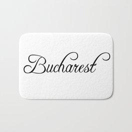 Bucharest Bath Mat