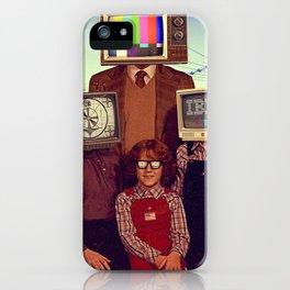 Raised in the Wild iPhone Case