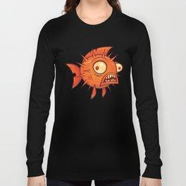 Pufferfish Long Sleeve T-shirt