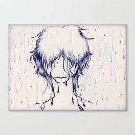 Downpour Truth Canvas Print