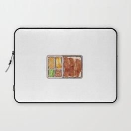 Japanese Beef Bento   牛肉便当 Laptop Sleeve