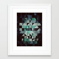 noir Framed Art Prints featuring noir? by Spires