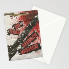 Texas Chainsaw Massacre Stationery Cards