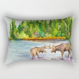 Isle Royale National Park Rectangular Pillow