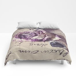 The way to your heart Comforters