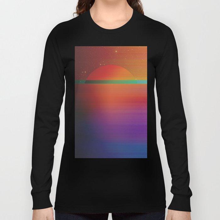 Astral Horizon 2 Long Sleeve T-shirt