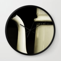Put The Kettle On Wall Clock