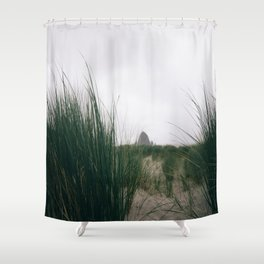 Cannon Beach III Shower Curtain