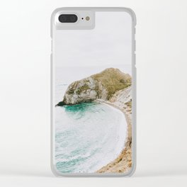 summer coast iv Clear iPhone Case