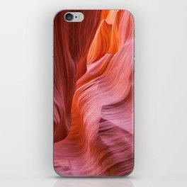 Canyon Swirls iPhone Skin