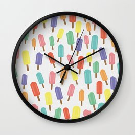 Cool for the Summer Wall Clock