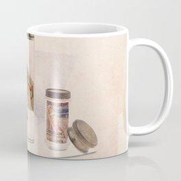 The label sticker Coffee Mug