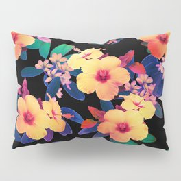 Hibiscus Pillow Sham