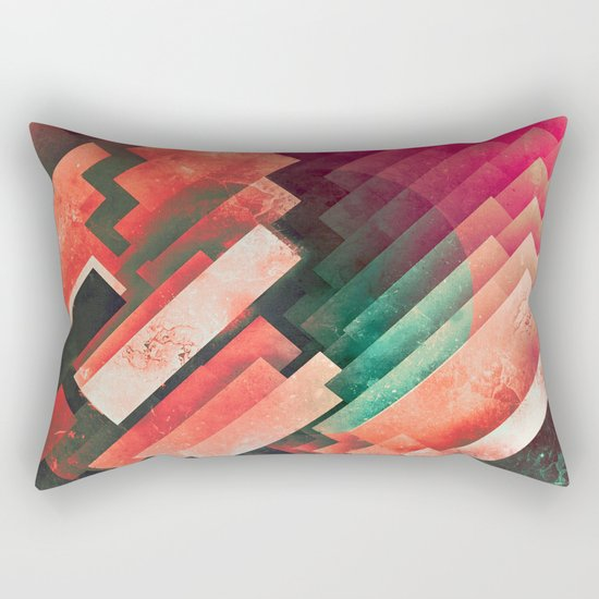 cylyr fyylds Rectangular Pillow