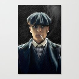 Tommy - The Peaky Blinders Canvas Print