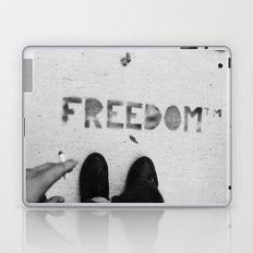 FREEDOM Laptop & iPad Skin