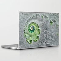 oasis Laptop & iPad Skins featuring Oasis by Steve Purnell