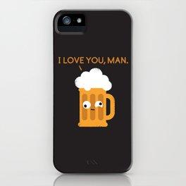 Brewmance iPhone Case