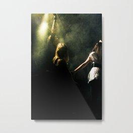 On the dancefloor Metal Print