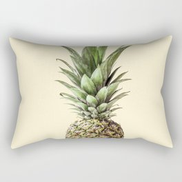 Pineapple Fruit Photography | Summer Happy Tropical Vibes | Art Rectangular Pillow
