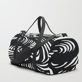 State Of The Climate Landscape Duffle Bag
