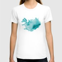 iceland T-shirts featuring Iceland by Kristjan Lyngmo