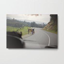 strength::rwanda Metal Print