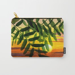 Acacia by the lake Carry-All Pouch