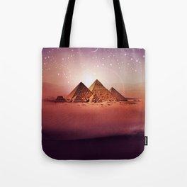 Station Pyramid Tote Bag