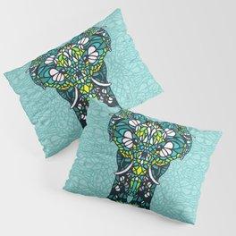 Spirit Elephant Pillow Sham