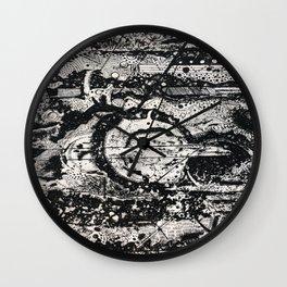 Universe's Galaxy Wall Clock