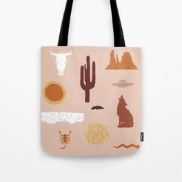 Death Valley Days 1 Tote Bag