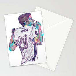 Real Madrid Asensio Stationery Cards