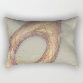 Abstract 30 Rectangular Pillow