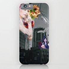 Food fantasy collage series #1 Slim Case iPhone 6s