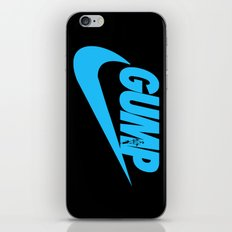 Gump- JustDoIt IV iPhone & iPod Skin